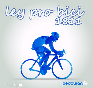 LEY PRO BICI 1811