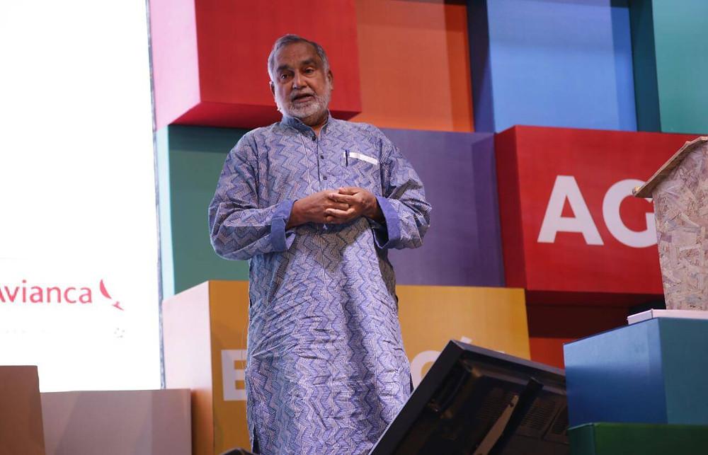 ¿De qué se trata Gram Vikas y cómo mejoró la calidad de vida de las personas en la India? Joseph Madiath, su fundador, contó todo lo referente a este proyecto durante la Cumbre de Sostenibilidad.