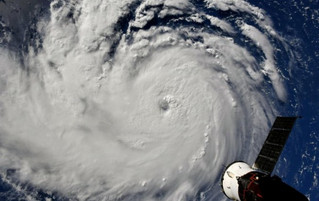 El sábado se espera que toque tierra el huracán Florence a E.U.