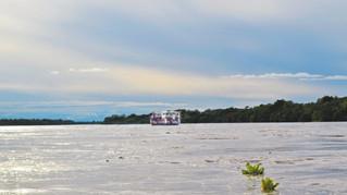 Seis días explorando el río Arauca