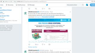 #DatosAbiertosIDEAM