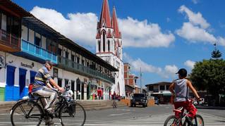 La Ceja, el pueblo colombiano donde reinan las bicicletas
