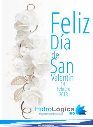 Feliz Día de San Valentín 2018