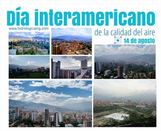 14 de Agosto Día Interamericano de la calidad del aire http://www.hidrologicaing.com