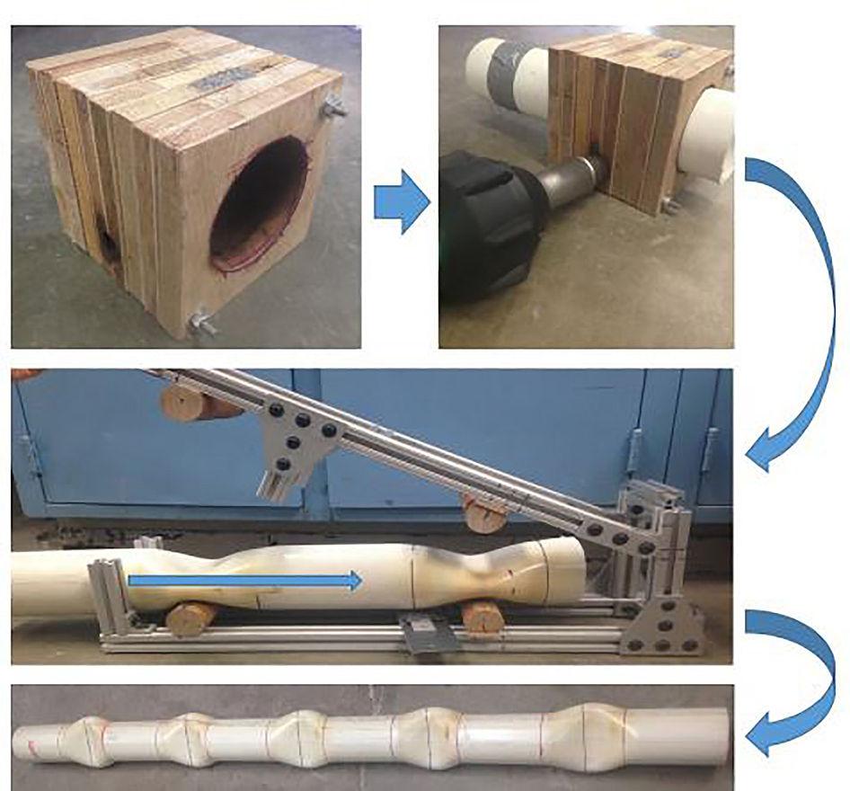 El diseño de tecnología con diferentes materiales resuelve la problemática de la falta de agua.