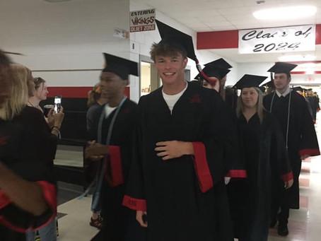 Class of 2019 Takes a Walk Down Memory Lane
