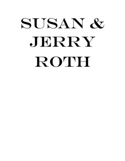 Susan and Jerry Roth-page-001