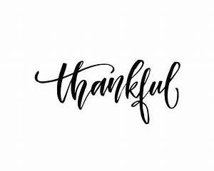 Still Thankful
