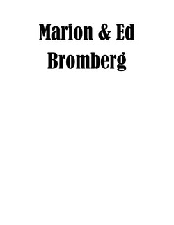 Marion and Ed Brombereg-page-001