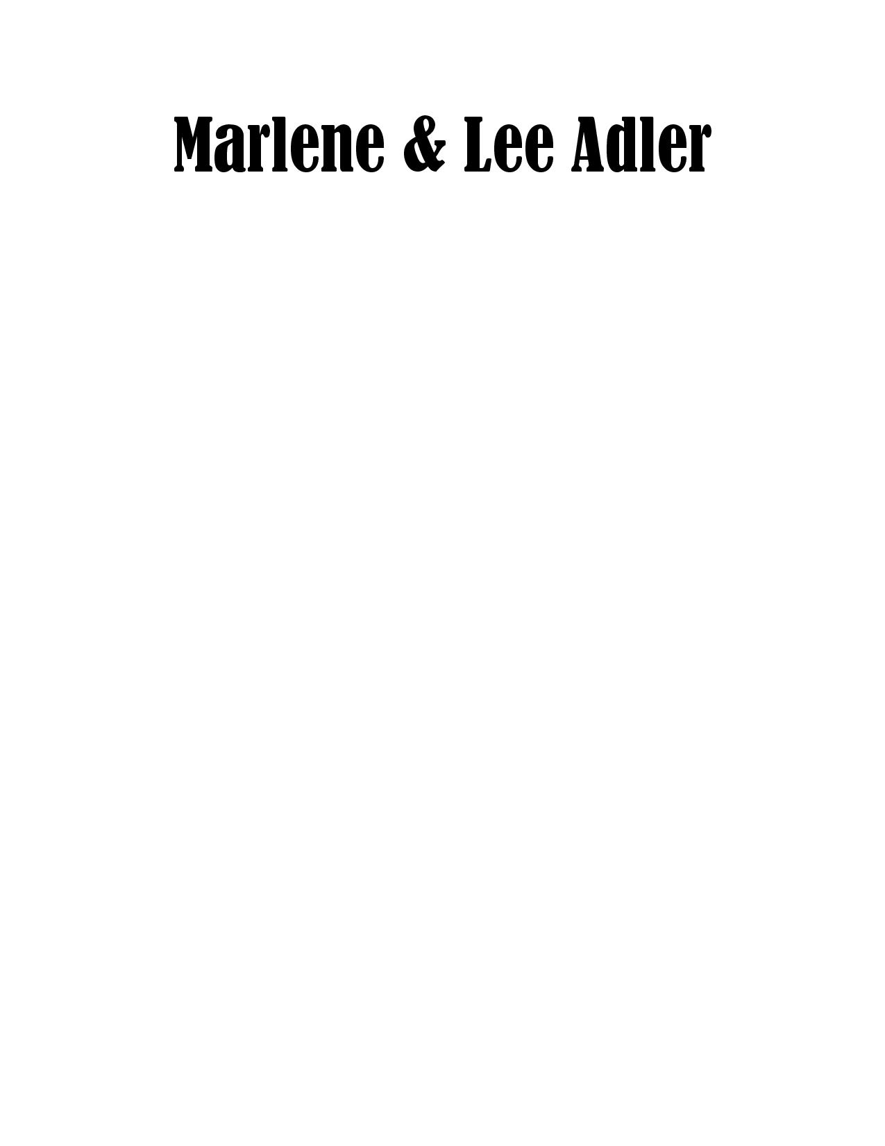 Marlene and Lee Adler-page-001