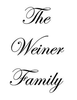 Weiner Logo