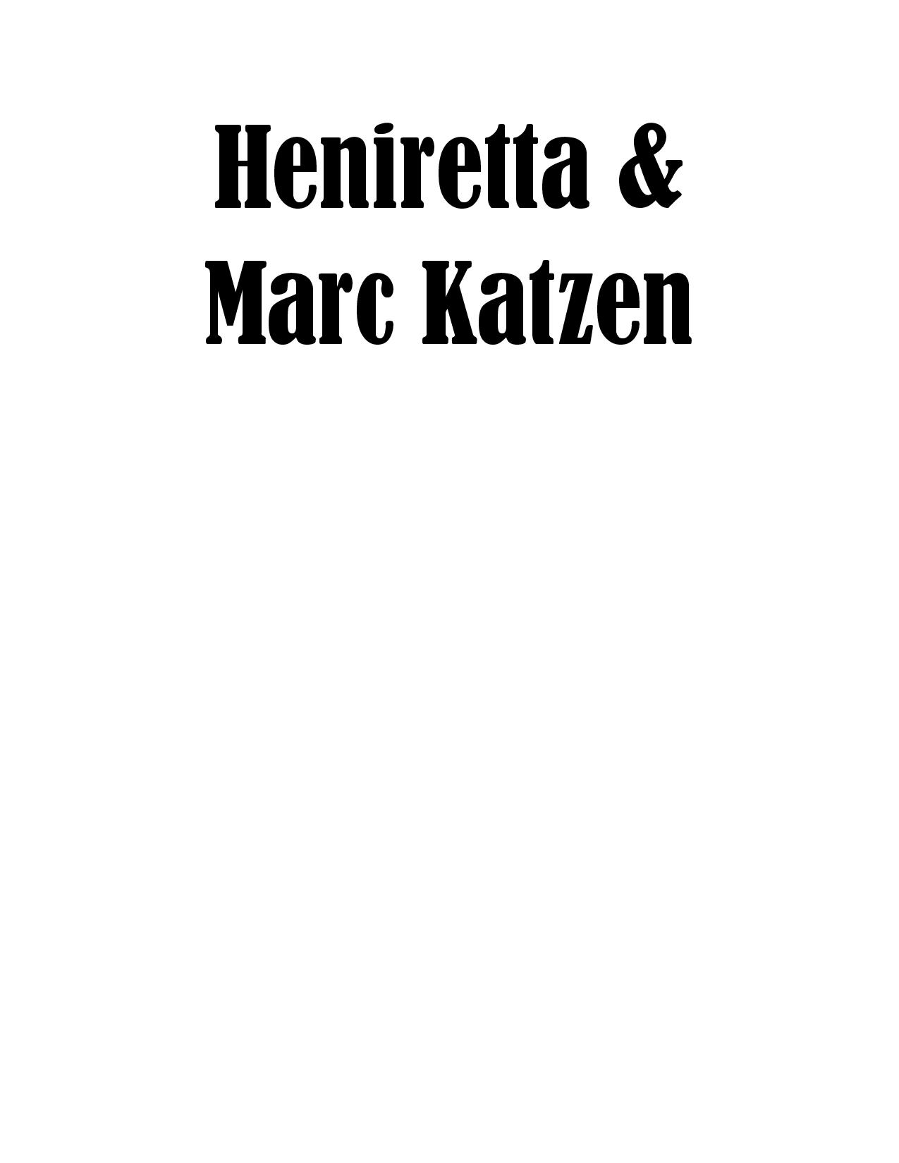 Henrietta and Marc Katzen-page-001