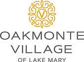 Oakmonte Village of Lake Mary Logo New.j