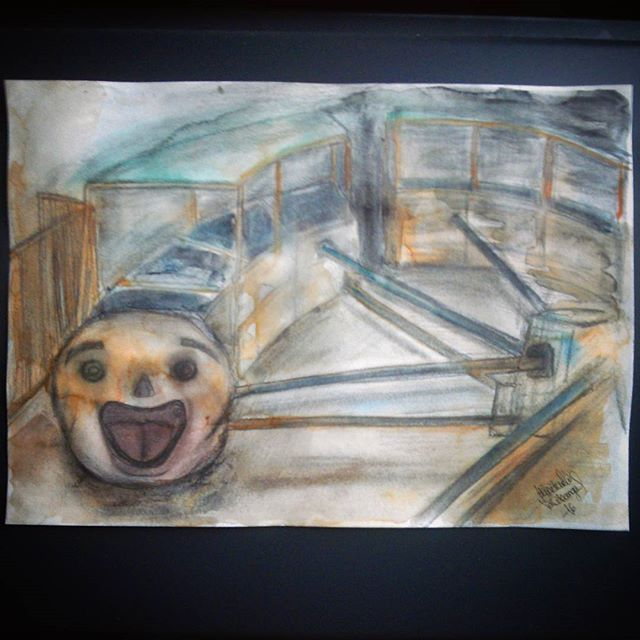 Sketch of Charlie