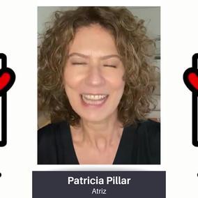 Vídeo para entidades: Patricia Pillar, Atriz