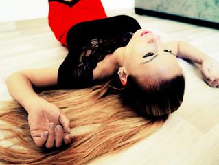 Ramona RED & BLACK