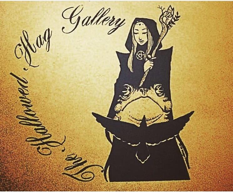 Hallowed Hag Gallery