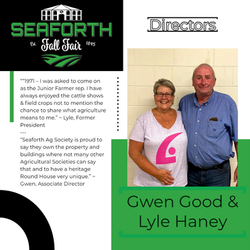 Gwen Good & Lyle Haney Directors