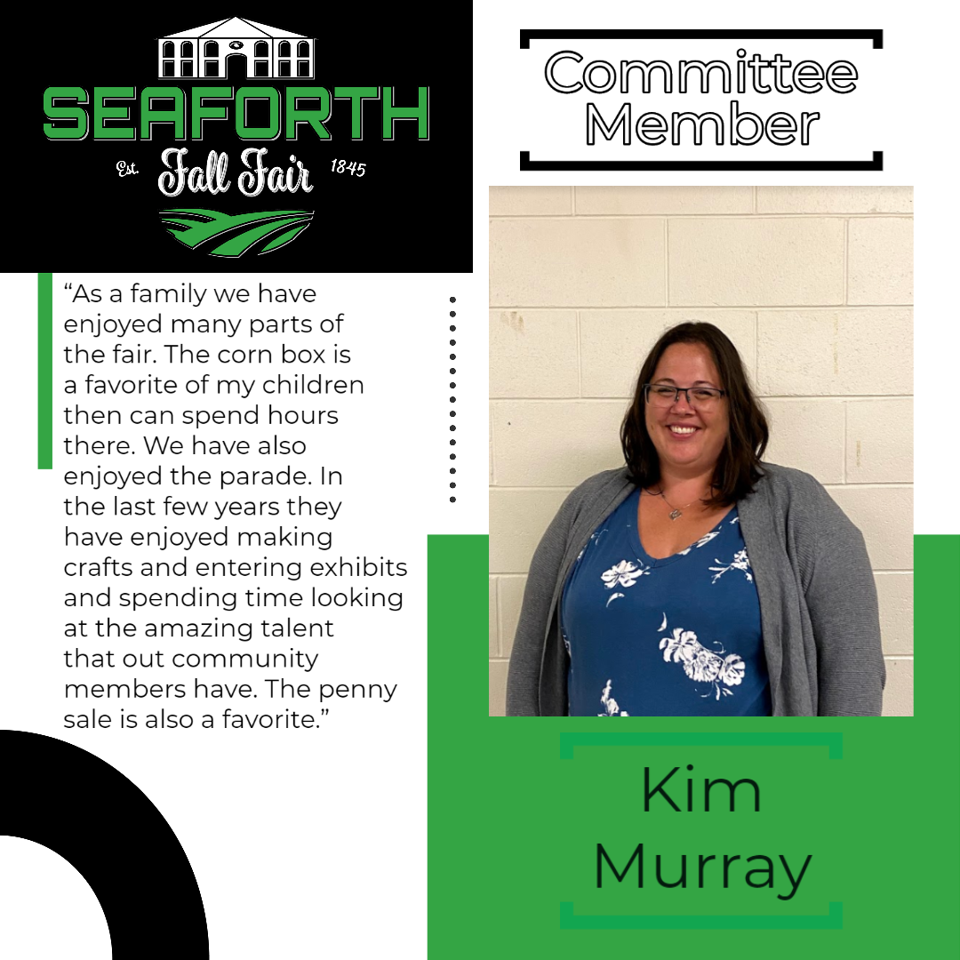 Kim Murray Fair Committee