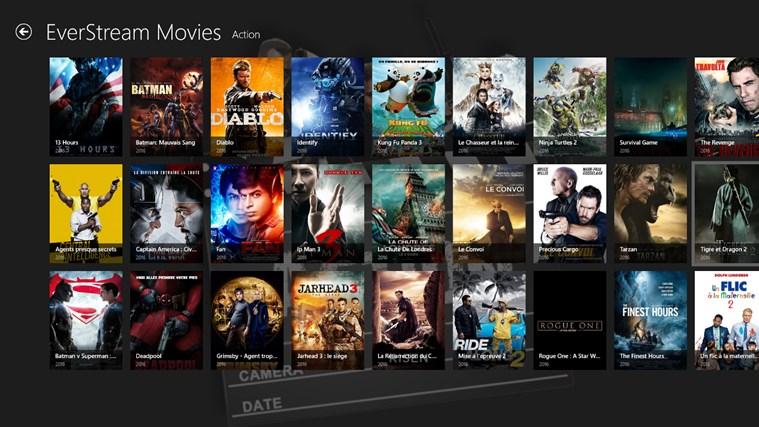 everstream movies pour pc