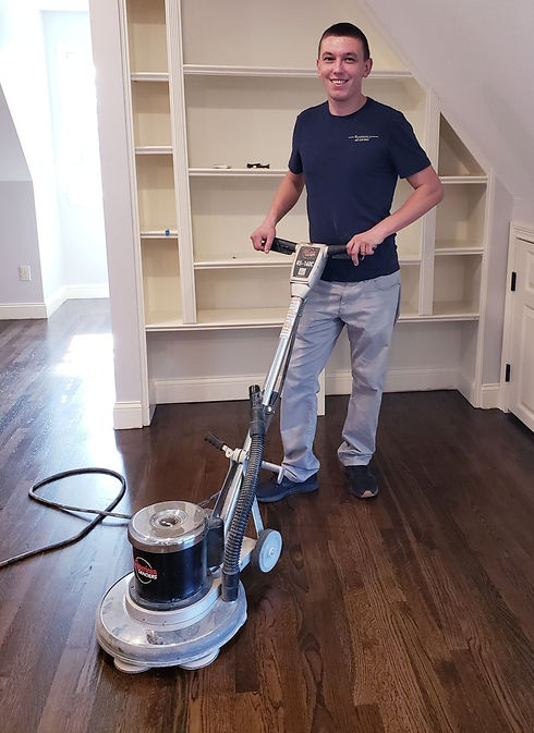 knox hardwood floor refinish process_edi