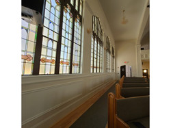 Commercial church painting job_after