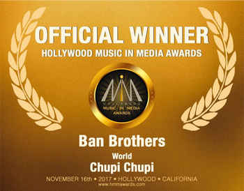 HMMA Winner Certificate - Chupi Chupi - World - Nov 16, 2017.jpg