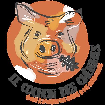 Le cochon des chênaies - Le Mas Del Fray