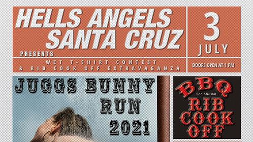 Juggs Bunny Run 2021 Sponsorship