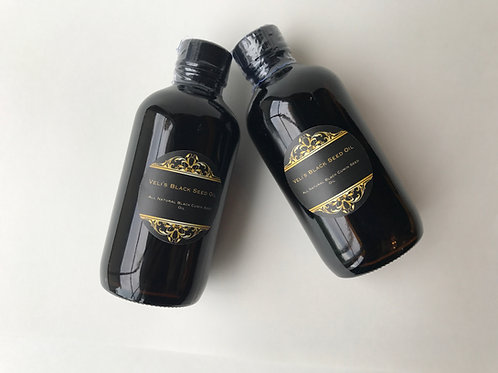 Black Seed Oil-2 bottles