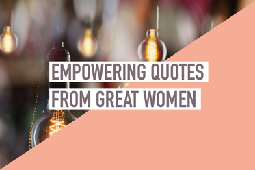 40 quotes from great women
