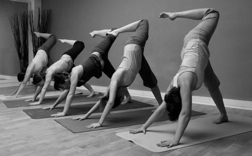 Tiffan knafo Yoga Aromathérapie en entreprises