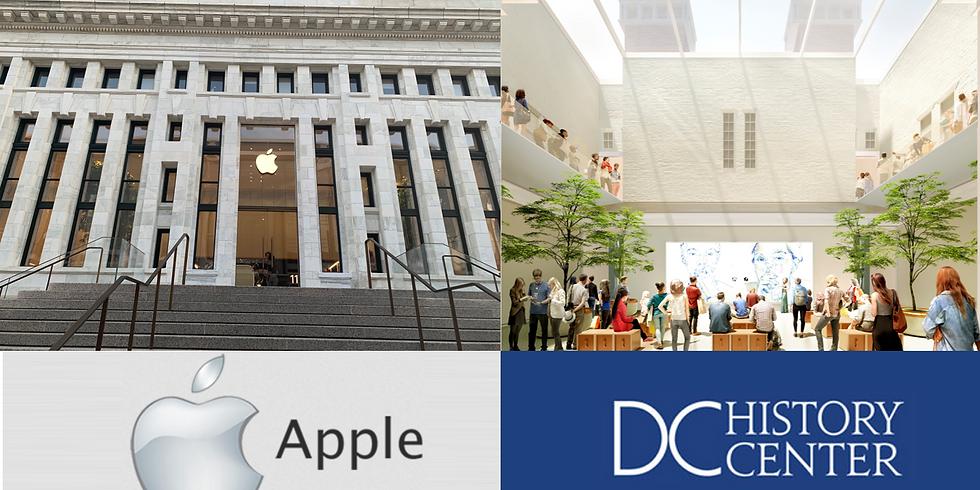 IPLD Prince George's Trip - Apple  / DC History Center (Tech Careers / App Coding Training / Leadership Exploration)
