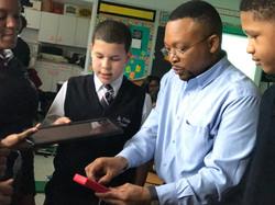 Training STEM to middle school kids