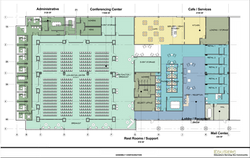 Open Convention Layout