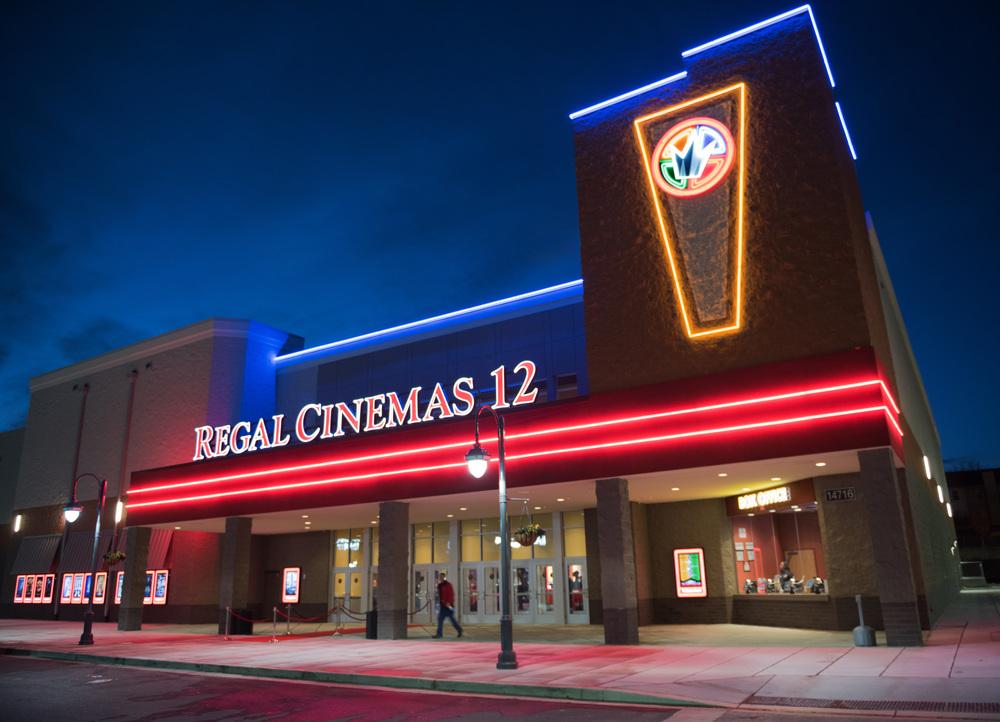 Regal Cinemas 12