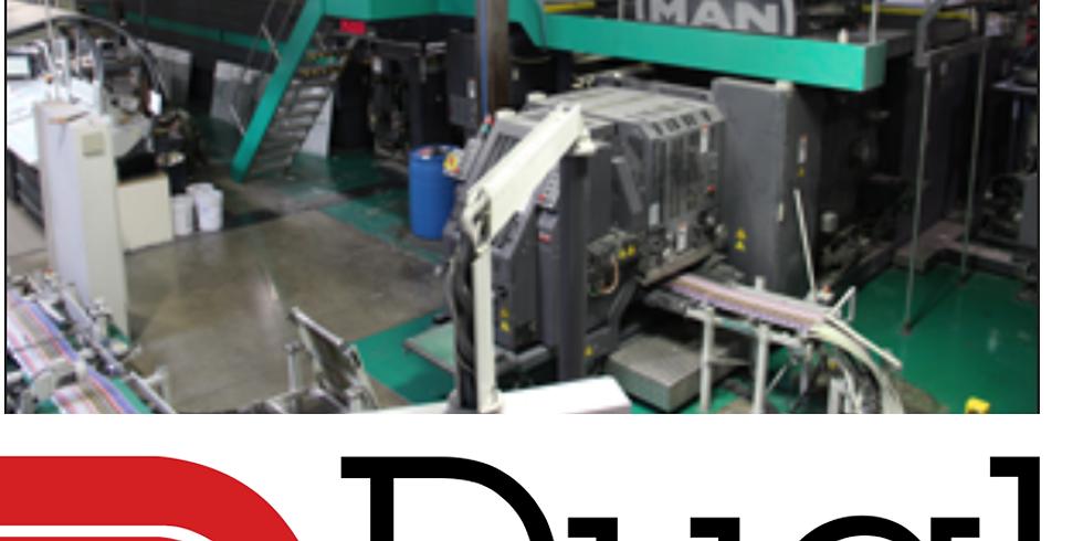 IPLD Buffalo Trip - Dual Printing | Industry Project Development (UB)
