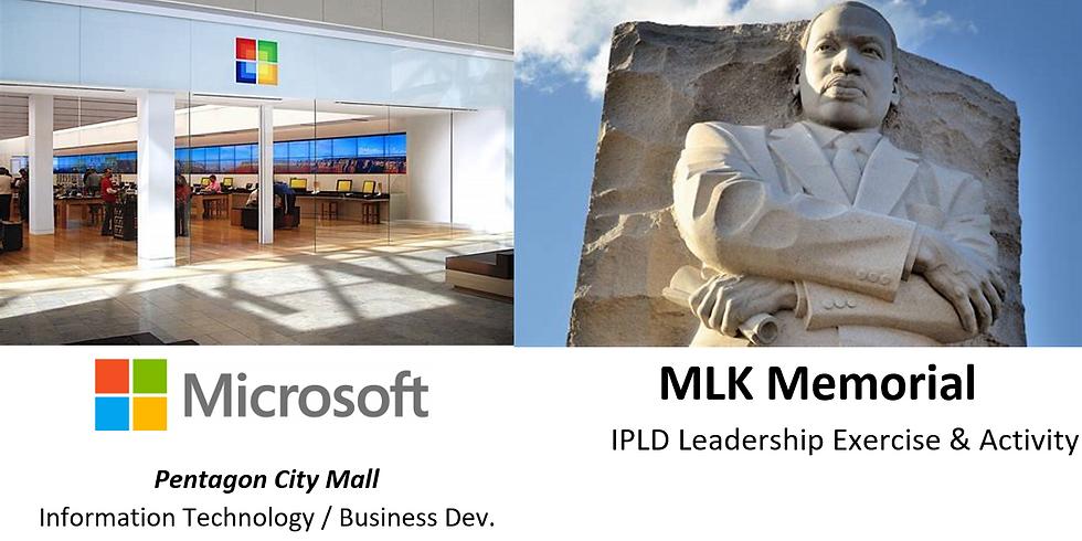 EduSerc IPLD - Microsoft / MLK Leadership Industry Trip (Jan. 21, 2018 - 7:00am - 6:30pm) (2)