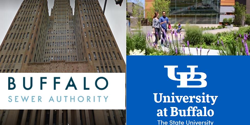 IPLD Buffalo Industry Day - Buffalo Sewer Authority / University at Buffalo (Utilities/Engineering)