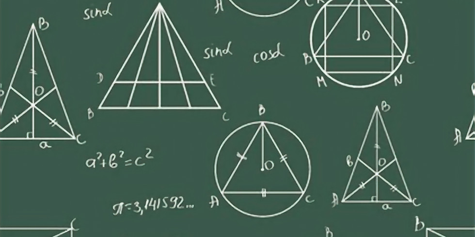 Mastering Geometry in a Day - Mar 24 @10:30am-3:30pm