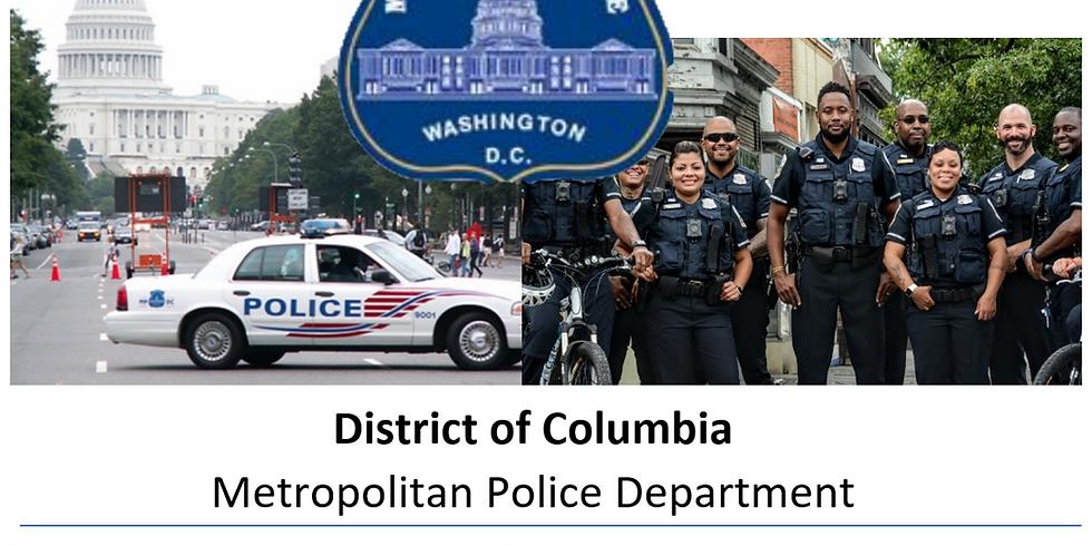 IPLD Prince George's Trip - DC Metropolitan Police Department Headquarters    Academic Leadership Development