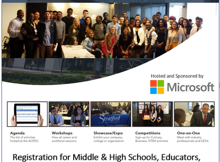 The Annual Career and Professional Development Conference Sponsored by Microsoft