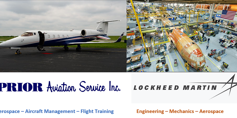 IPLD Buffalo Trip - Prior Aviation Services | Lockheed Martin