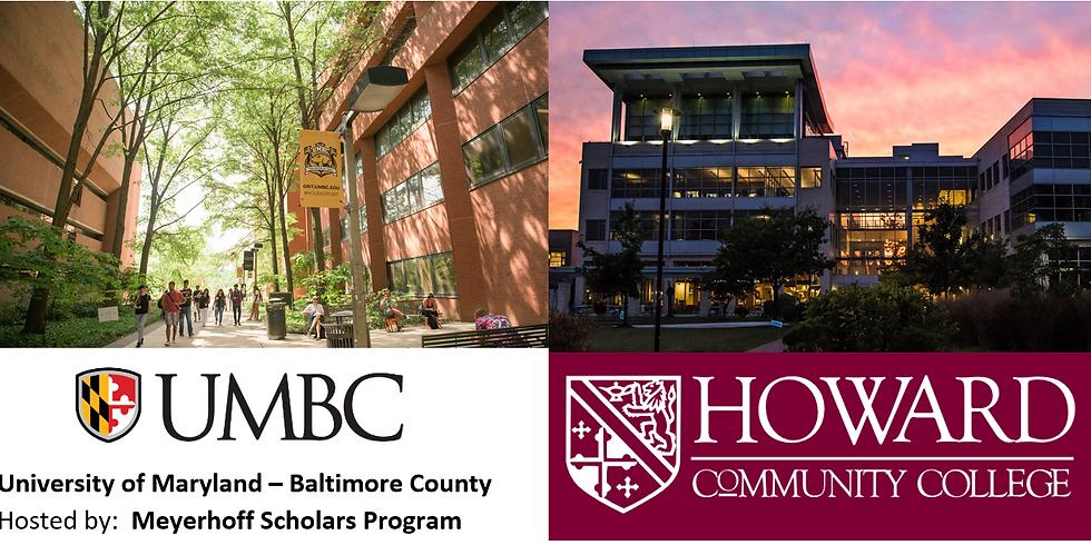 IPLD Prince George's Trip - UMBC (Meyerhoff Scholars) | Howard Community College
