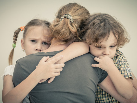How My Children and I Handle The Emotional Abuse We Experienced