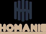 LOGO - HOMANIE - BASELINE TRANSPARAN 1.p