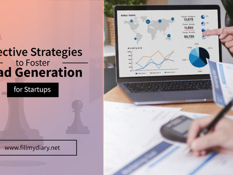 Effective Strategies to Foster Lead Generation for Startups