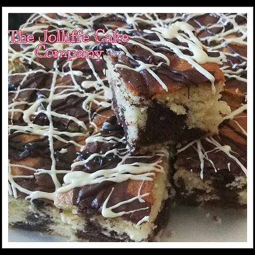 Green & Blacks Madagascan Vanilla & Dark Chocolate Marble-Letterbox Bakes