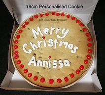 Personalised Cookie