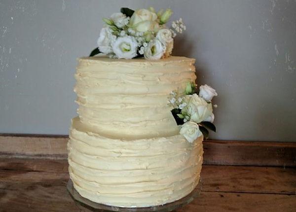 Victoriana Wedding Cake